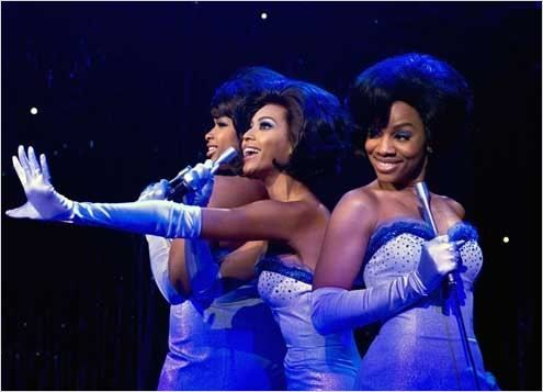 Dreamgirls : Photo Anika Noni Rose, Beyoncé Knowles, Bill Condon, Jennifer Hudson