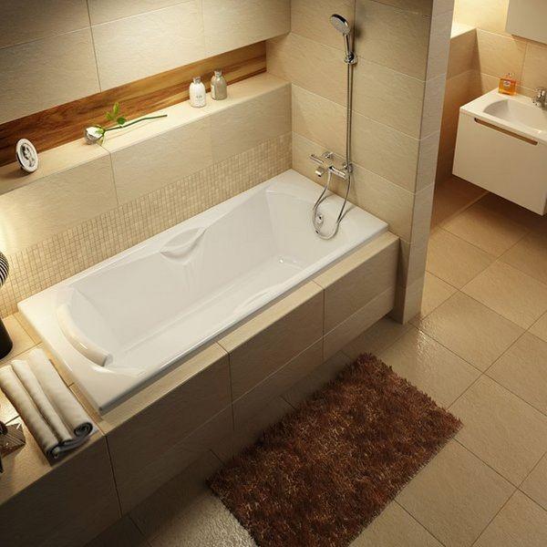 modern fürdőszoba beépített kád - Google keresés