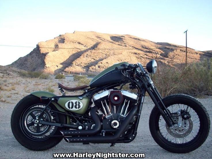Harley-Davidson® Sportster Nightster®  http://www.harleynightster.com/