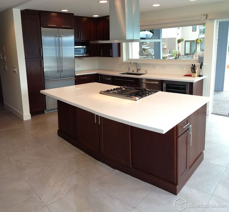 Modern Kitchen Cabinets Seattle: 59 Best Images About Cherry Kitchen Cabinets On Pinterest