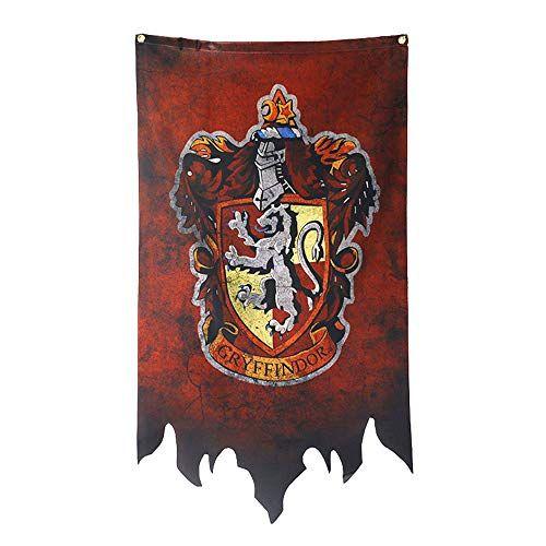 Potter Harry Mur Ravenclaw Bannière GryffondorPoufsouffle 435AqRjL