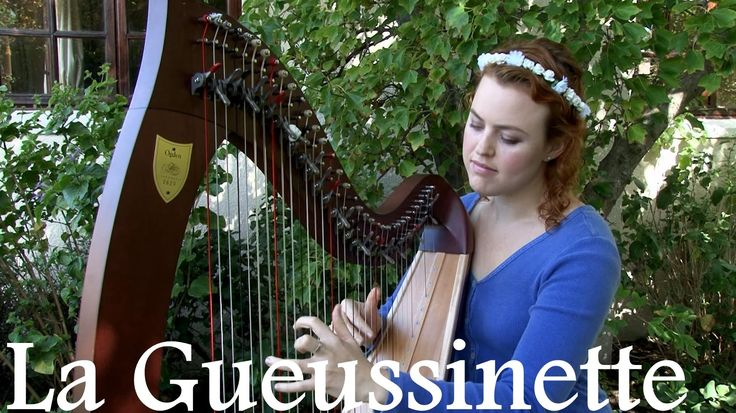 Celtic Harp music for your vintage-themed wedding or Celtic event!