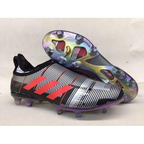 Botas De Futbol Adidas Glitch Skin 17 FG