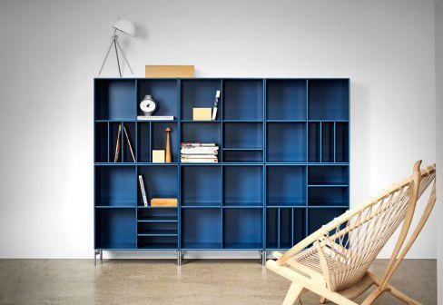 Designerskie półki i regały na książki