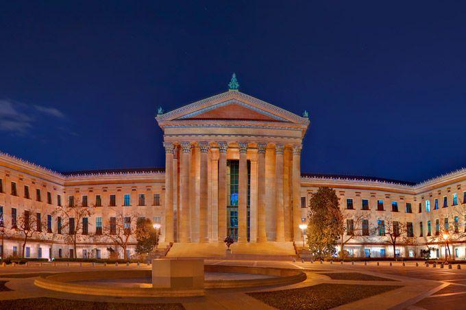 Philly Art Museum pop-up bazaar