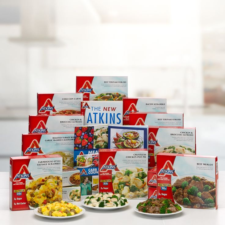 Frozen Meals for Weight Loss: Kits & Packages   Atkins