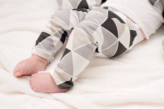 Biostrick Baby Leggings //  PIGpigLA