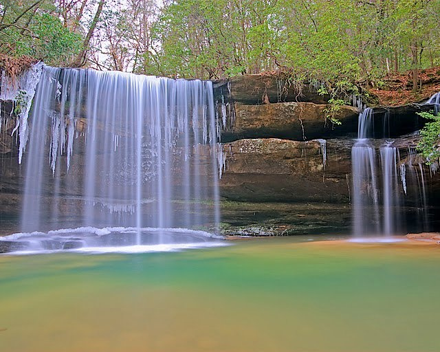 8 best hiking alabama images on pinterest alabama - Clifty falls state park swimming pool ...
