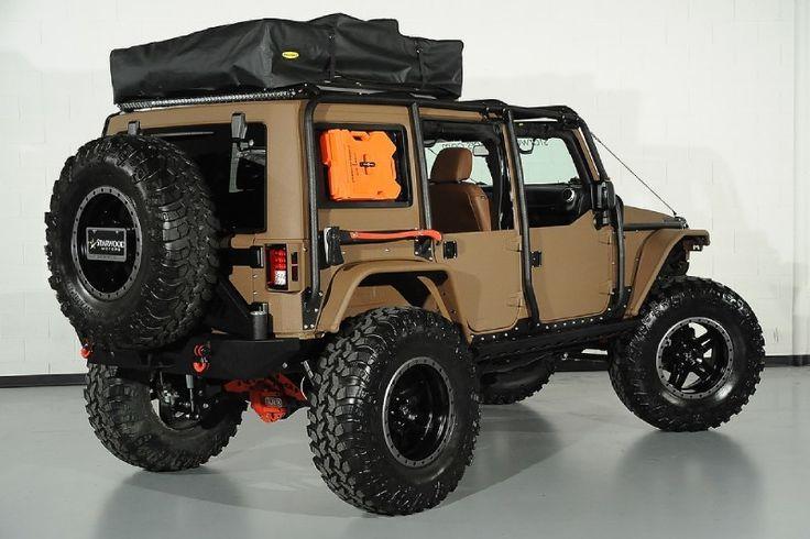 2015 Jeep Wrangler Unlimited Rubicon Nomad Dallas, Texas | Starwood Motors