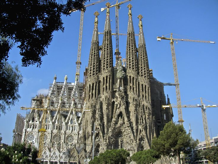 Barcelona...so much to see and do.