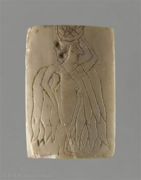 La déesse Ishtar