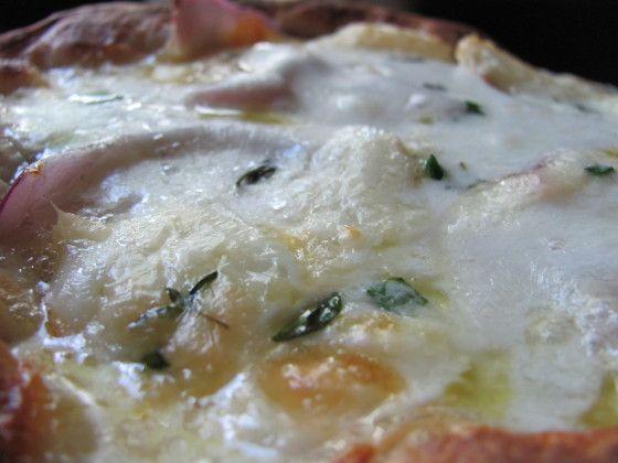 Quattro Formaggi Four Cheese Pizza) Recipe - Food.com