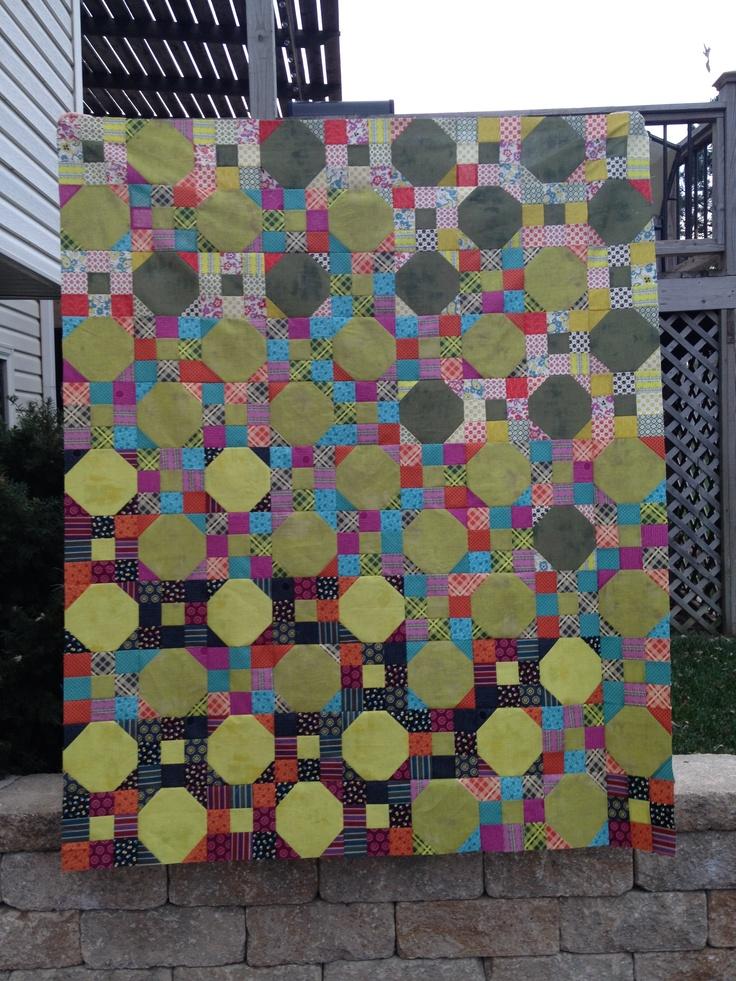 nine patch quilt block instructions
