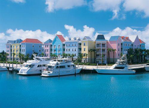 HARBORSIDE RESORT AT ATLANTIS - #Bahamas #Hotels
