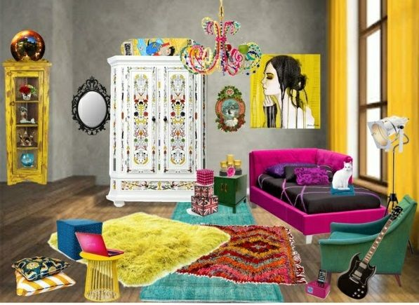Die besten 25+ jugendliches Zimmer Farben Ideen auf Pinterest - zimmereinrichtung modern schlafzimmer