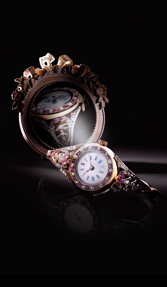 "Circa 1900. Wristwatch  ""Pioneers of time for women"" by Jaeger-LeCoultre - Reinvent Yourself http://ladies.jaeger-lecoultre.com/en/since1833/chapter1"