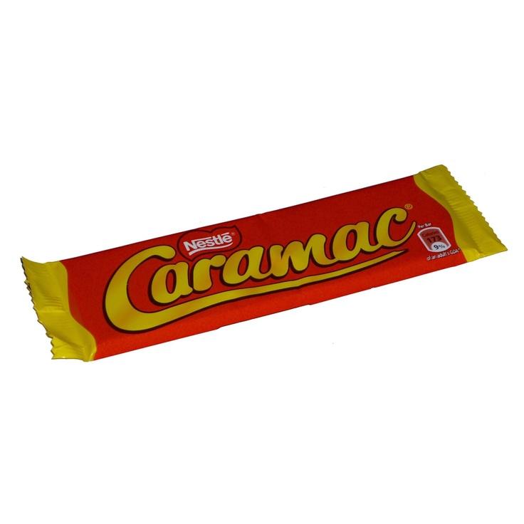 Caramac mmmm