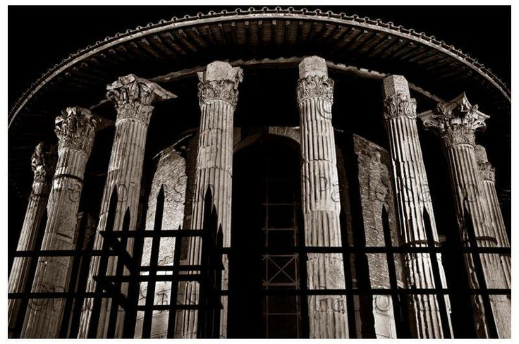 Tempio di Vesta by Paolo Sasso Photoreporter (docente @ www.romeuracademy.it )