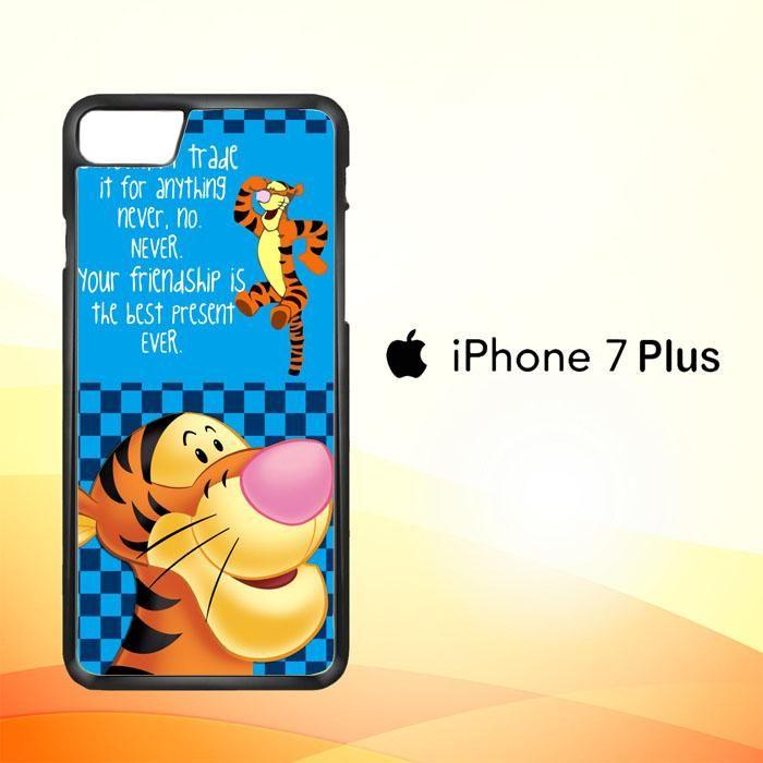 Disney Tigger POOH Y2401 iPhone 7 Plus Case