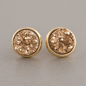 Gold studsStud Earrings, Sparkly Things, Studs Earrings, Young Lady, Gold Studs