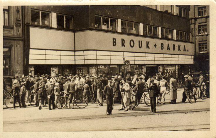 Obchodní dům Brouk a Babka