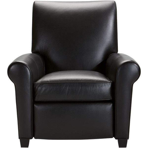 Ethan Allen Bentley Leather Recliner Venuto/Black ($2099) ? liked on Polyvore  sc 1 st  Pinterest & Best 25+ Leather recliner chair ideas on Pinterest | Leather ... islam-shia.org