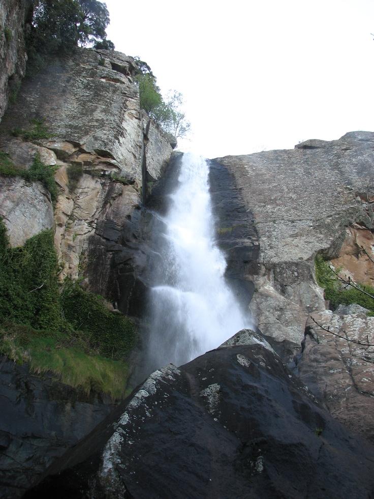 Otra vista de la impresionante Cascada de la Ventera