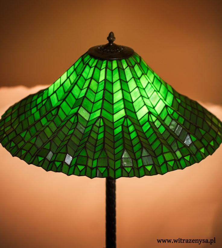 Lotos leaf tiffany, diameter 600mm, classic tiffany model