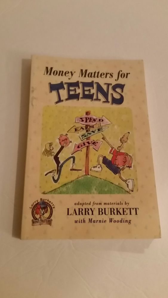 Money Matters for Teens by Larry Burkett Paperback Book (English) | Books, Children & Young Adults, Other Children & Young Adults | eBay!