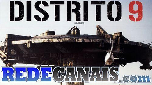 Distrito 9 (Dublado) - 2009 - 1080p