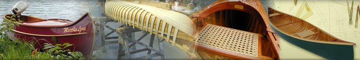 Link:: Plywood and cedar strip canoe plans, books and videos, and hard to find materials.