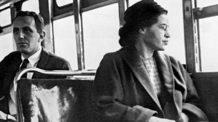Rosa Louise Mccauley Parks - Civil Rights Activist