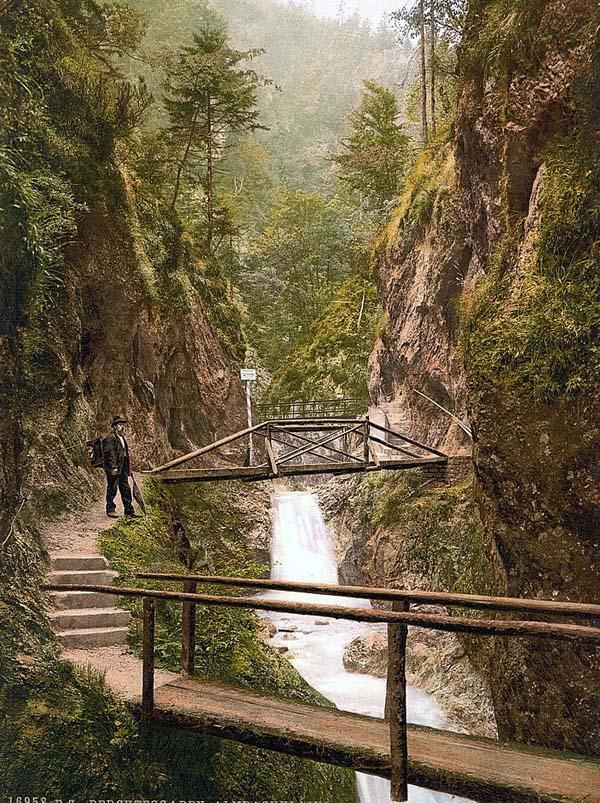 Hiking in Berchtesgaden, Germany