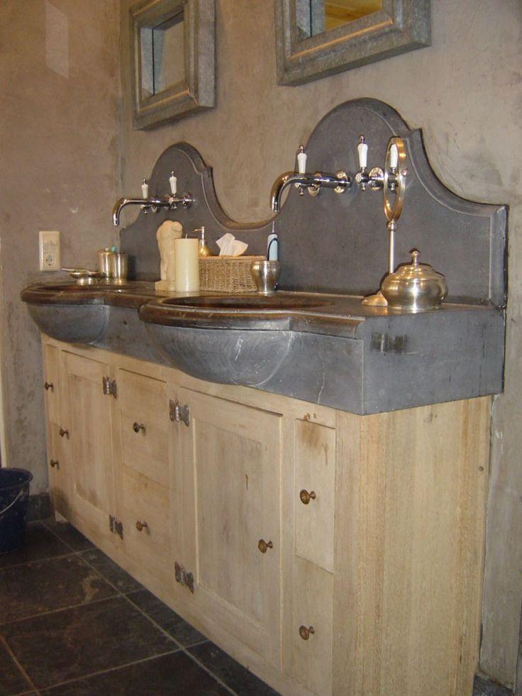 Badkamer Tadelakt