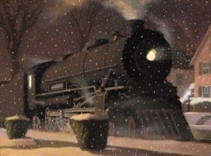 Chris van Allsburg, some really beautiful illustrations, especially in 'The Polar Express'