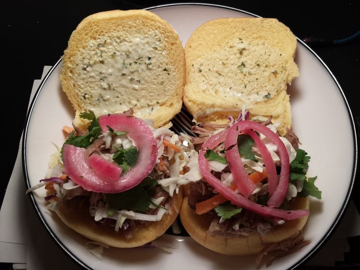 ... red onions! | People's Choice | Pinterest | Pork Sandwich, Pickled Red