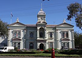 Randwick Town Hall, Avoca Street.JPG