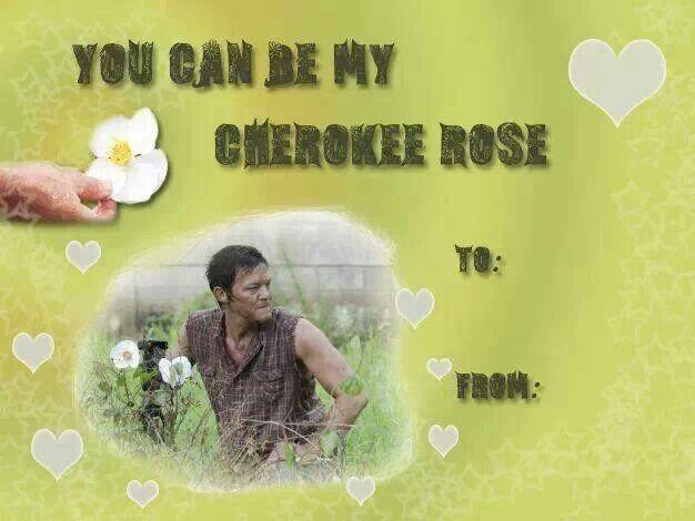 Thw Walking Dead Valentine
