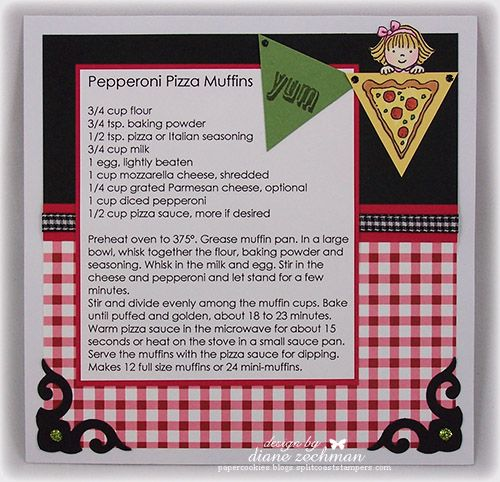 844 best images about Recipe Books – Sample Recipe Card