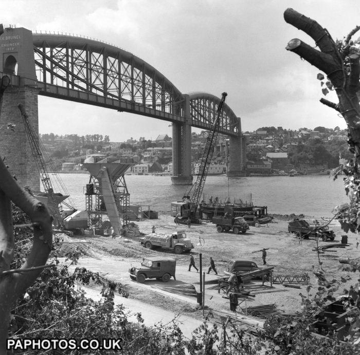 Transport - Road - Bridges - Plymouth Royal Albert Bridge