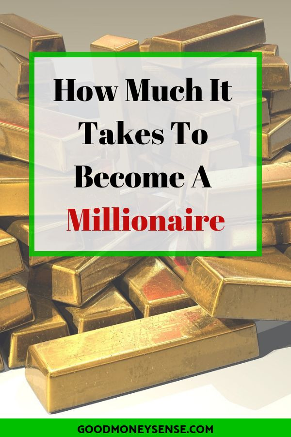 How Much Money You Need To Save A Day To Become A Millionaire