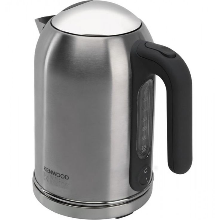 Kenwood kMix Strainless Steel Kettle - Kettles - Small Kitchen Appliances - Appliances - Departments - D.I.D Electrical