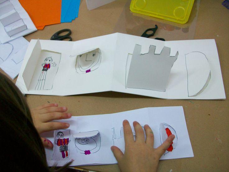 Oltre 1000 idee su libri fatti a mano su pinterest - Fatti di gargoyle per bambini ...