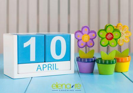 I primi 100 giorni dell'anno: a che punto sei? - Elena RE Coaching