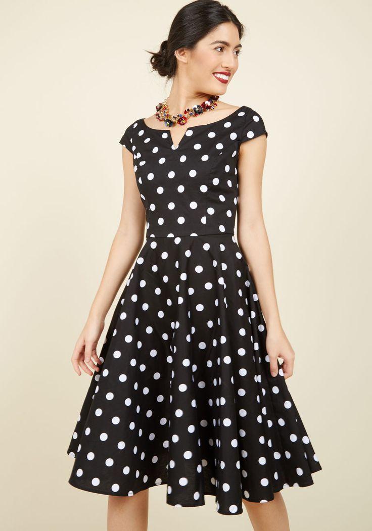 The East Coast Swing of Things Cotton Dress | Mod Retro Vintage Dresses | ModCloth.com