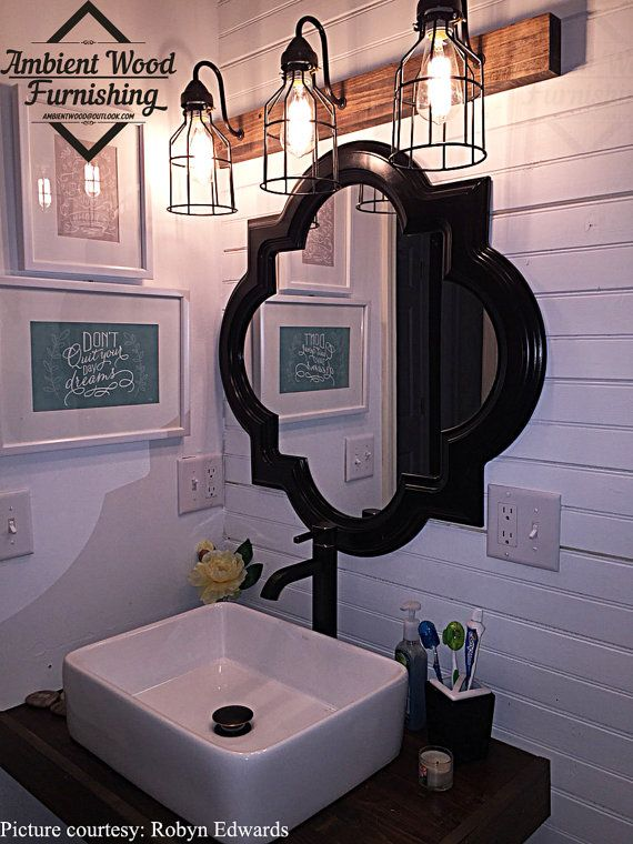 17 best ideas about industrial bathroom lighting on 13234