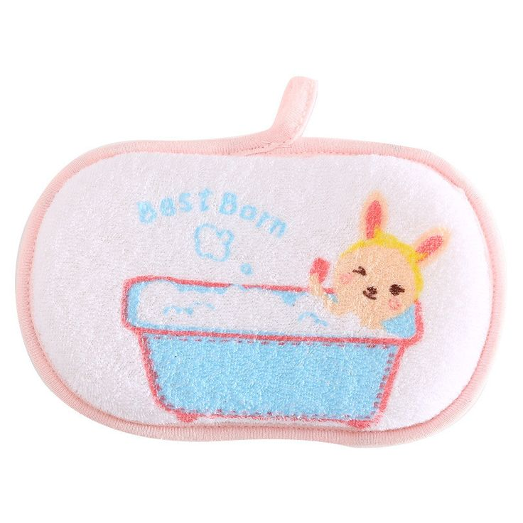 >> Click to Buy << 2016 cute cartoon bear Soft Newborn Baby Bath Brush Foam Sponge, Baby Bath Sponges Shower Brush 4pc/lot YC #Affiliate
