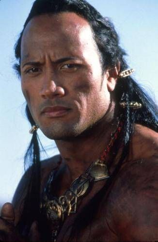 & the scorpion king from the mummy & the mummy returns