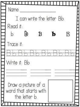 I know my alphabet! A great way to start your year!