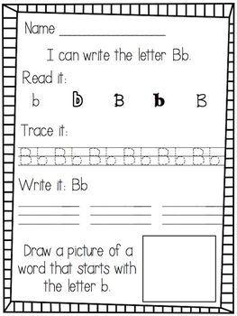 7 best images about letter b worksheets on pinterest letter tracing worksheets back to school. Black Bedroom Furniture Sets. Home Design Ideas